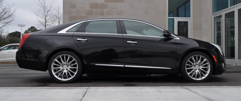 2014 Cadillac XTS4 Platinum Vsport -- First Drive Video and Photos 5