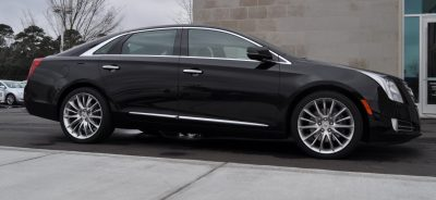 2014 Cadillac XTS4 Platinum Vsport -- First Drive Video and Photos 6
