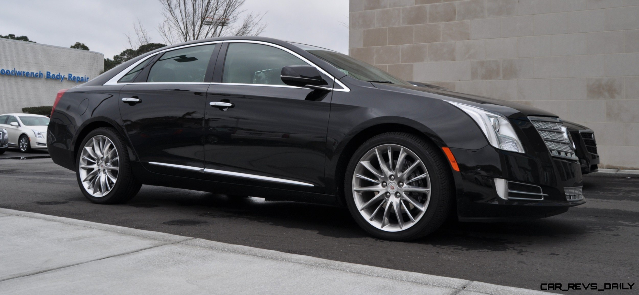 2014 cadillac xts4 platinum vsport first drive video and photos 7