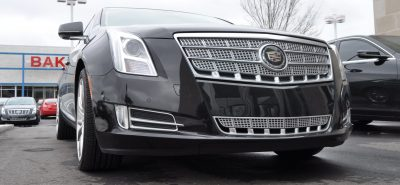 2014 Cadillac XTS4 Platinum Vsport -- First Drive Video and Photos 9