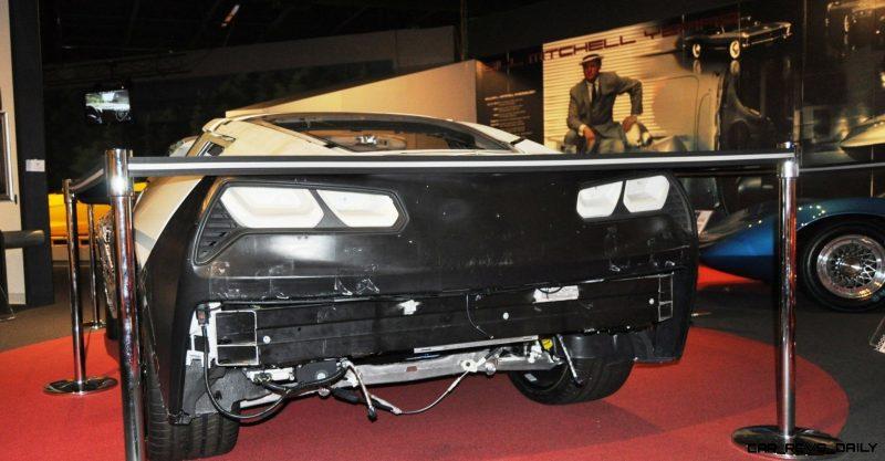 2014 Corvette Stingray IVERS Prototype at Nat'l Corvette Museum 1