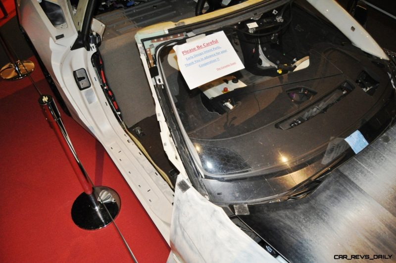 2014 Corvette Stingray IVERS Prototype at Nat'l Corvette Museum 10