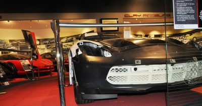 2014 Corvette Stingray IVERS Prototype at Nat'l Corvette Museum 13
