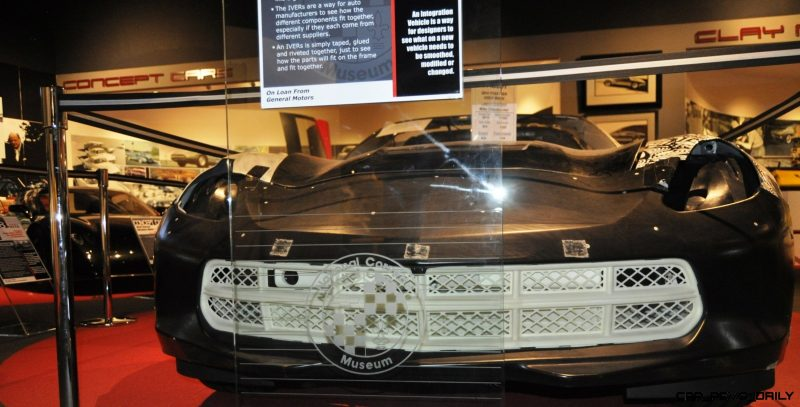 2014 Corvette Stingray IVERS Prototype at Nat'l Corvette Museum 14