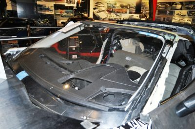 2014 Corvette Stingray IVERS Prototype at Nat'l Corvette Museum 20