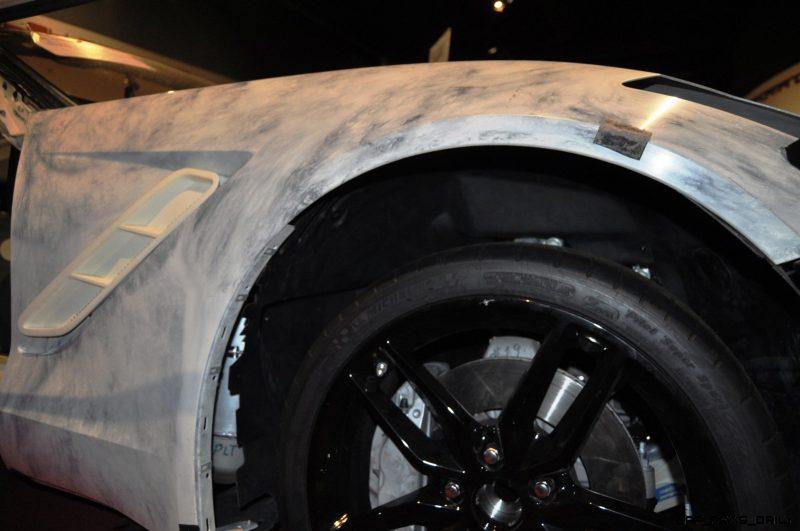 2014 Corvette Stingray IVERS Prototype at Nat'l Corvette Museum 6