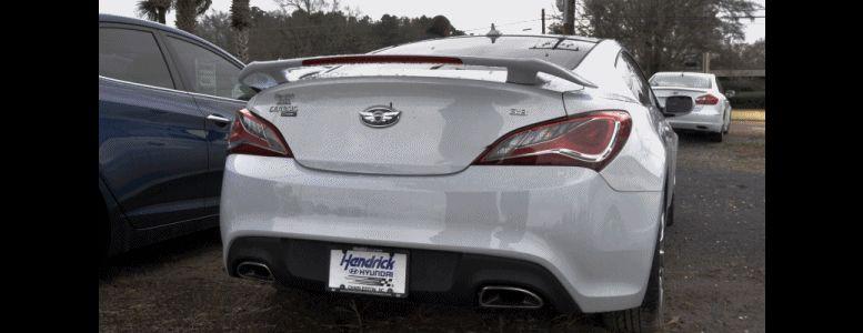 2014 Hyundai Genesis Coupe GIF