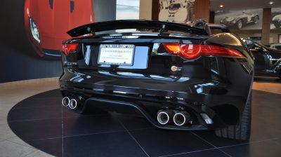 2014 Jaguar F-type S Cabrio - LED Lighting Demo and 60 High-Res Photos17