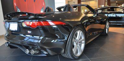 2014 Jaguar F-type S Cabrio - LED Lighting Demo and 60 High-Res Photos19