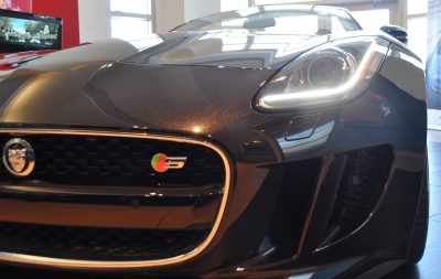 2014 Jaguar F-type S Cabrio - LED Lighting Demo and 60 High-Res Photos27