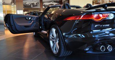 2014 Jaguar F-type S Cabrio - LED Lighting Demo and 60 High-Res Photos29