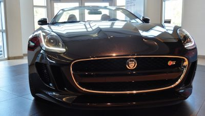 2014 Jaguar F-type S Cabrio - LED Lighting Demo and 60 High-Res Photos32