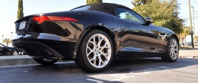 2014 Jaguar F-type S Cabrio - LED Lighting Demo and 60 High-Res Photos35