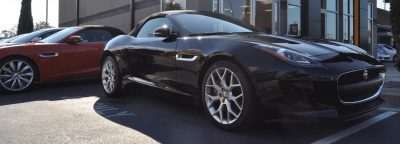 2014 Jaguar F-type S Cabrio - LED Lighting Demo and 60 High-Res Photos39