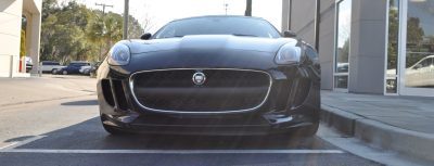 2014 Jaguar F-type S Cabrio - LED Lighting Demo and 60 High-Res Photos41