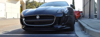 2014 Jaguar F-type S Cabrio - LED Lighting Demo and 60 High-Res Photos42