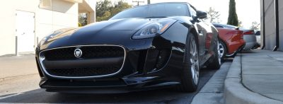 2014 Jaguar F-type S Cabrio - LED Lighting Demo and 60 High-Res Photos43