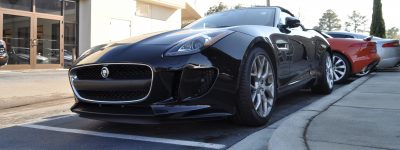 2014 Jaguar F-type S Cabrio - LED Lighting Demo and 60 High-Res Photos44