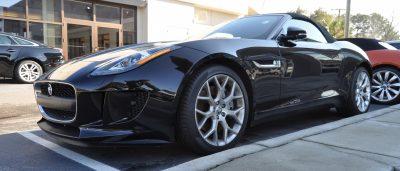 2014 Jaguar F-type S Cabrio - LED Lighting Demo and 60 High-Res Photos45
