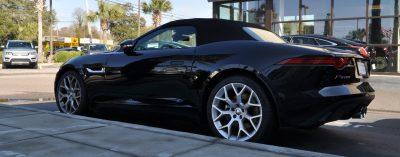2014 Jaguar F-type S Cabrio - LED Lighting Demo and 60 High-Res Photos48