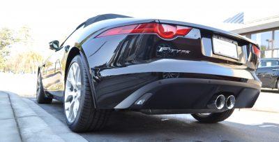 2014 Jaguar F-type S Cabrio - LED Lighting Demo and 60 High-Res Photos50