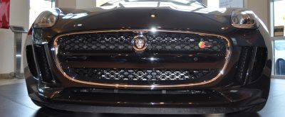 2014 Jaguar F-type S Cabrio - LED Lighting Demo and 60 High-Res Photos6