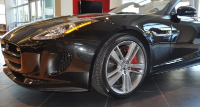 2014 Jaguar F-type S Cabrio - LED Lighting Demo and 60 High-Res Photos8