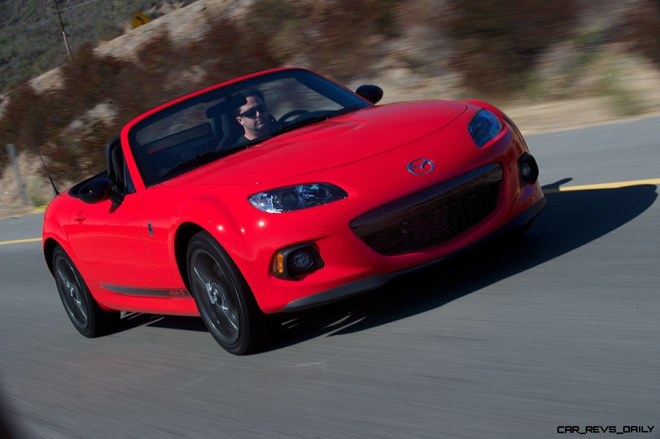 2014 mazda mx 5 club brings new colors dark wheels gloss black accents and power hardtop. Black Bedroom Furniture Sets. Home Design Ideas