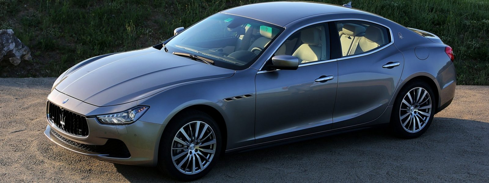 2014 Maserati Ghibli - Latest Official Photos 10