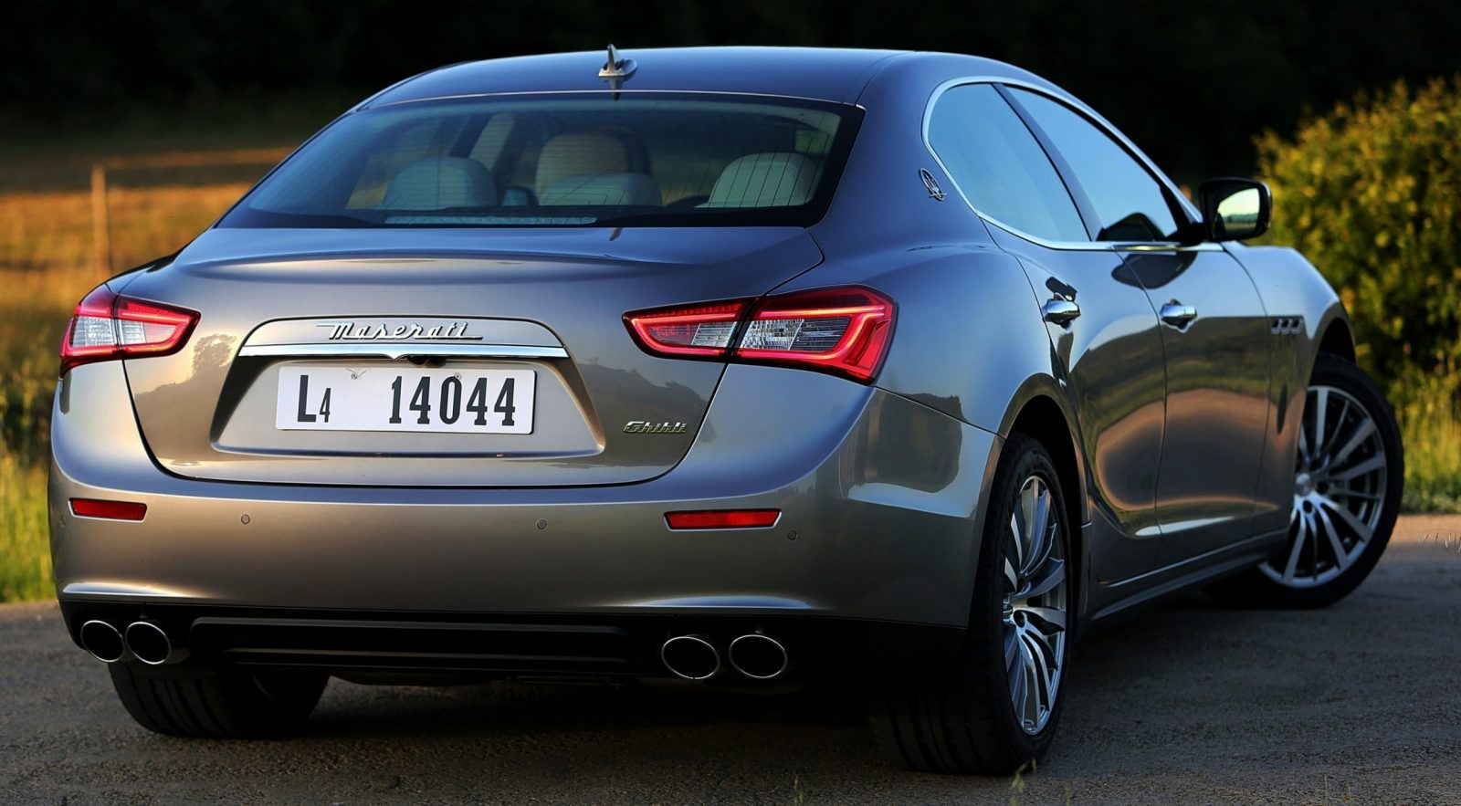 2014 Maserati Ghibli - Latest Official Photos 11