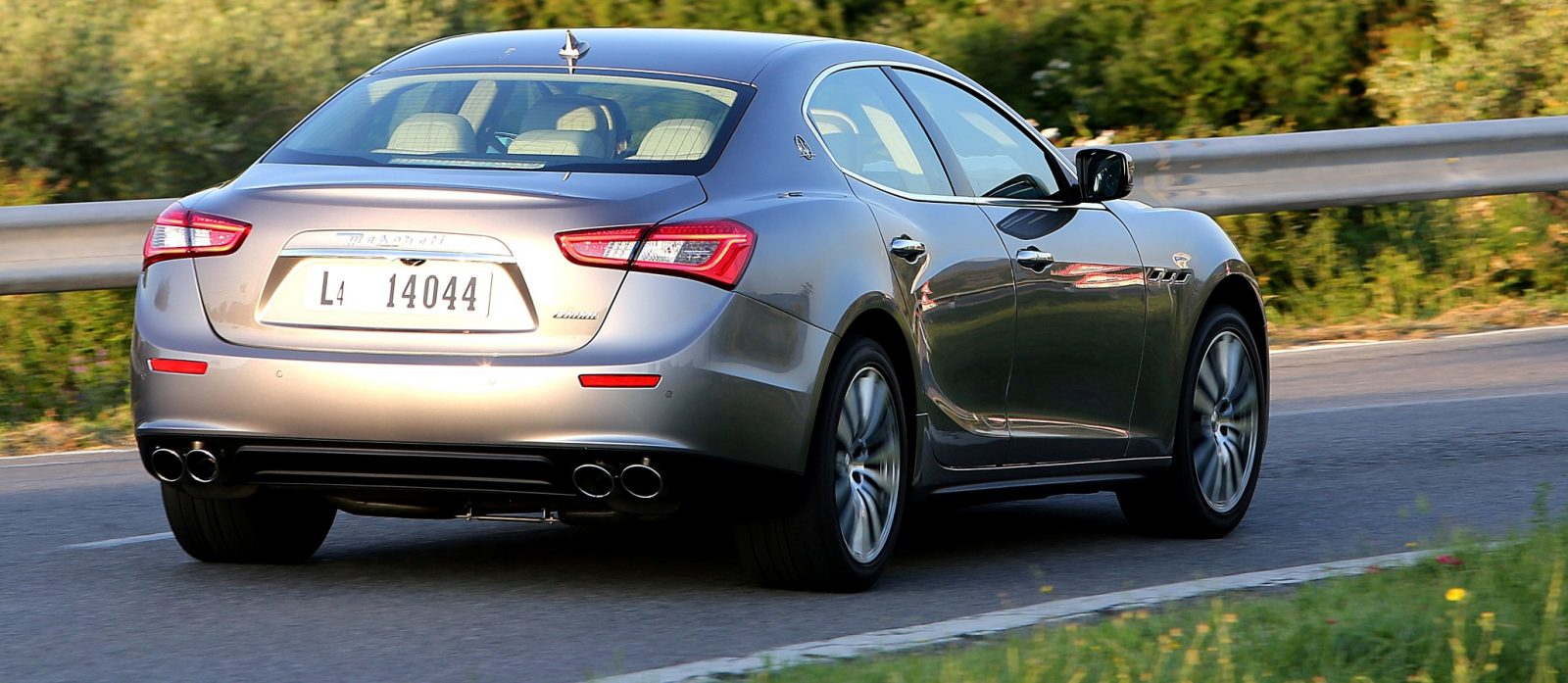 2014 Maserati Ghibli - Latest Official Photos 17