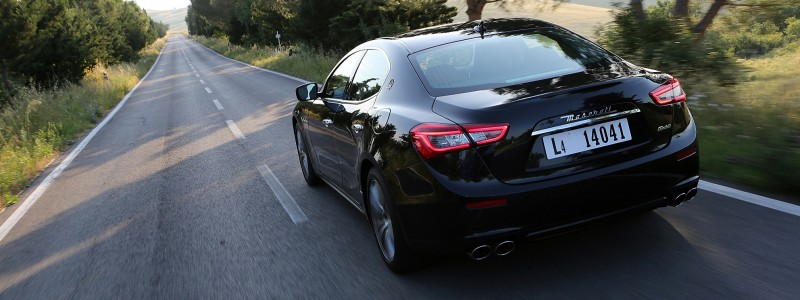 2014 Maserati Ghibli - Latest Official Photos 18