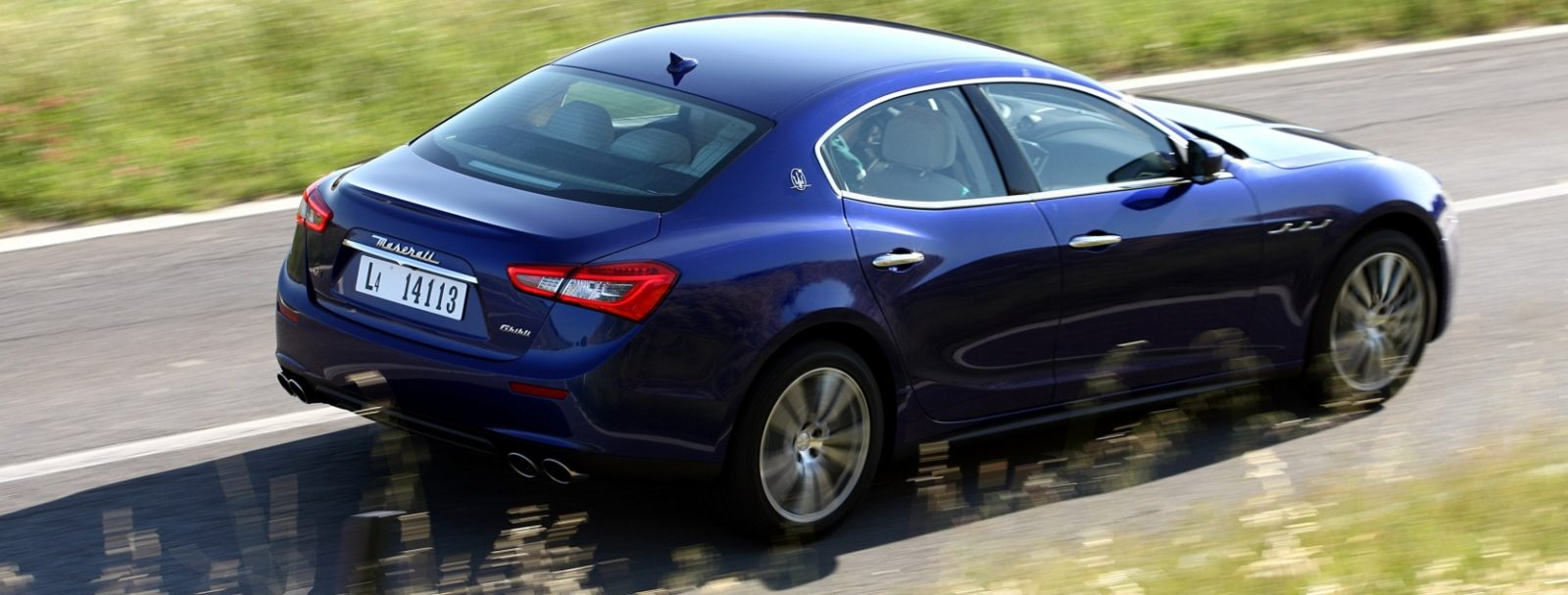 2014 Maserati Ghibli - Latest Official Photos 22