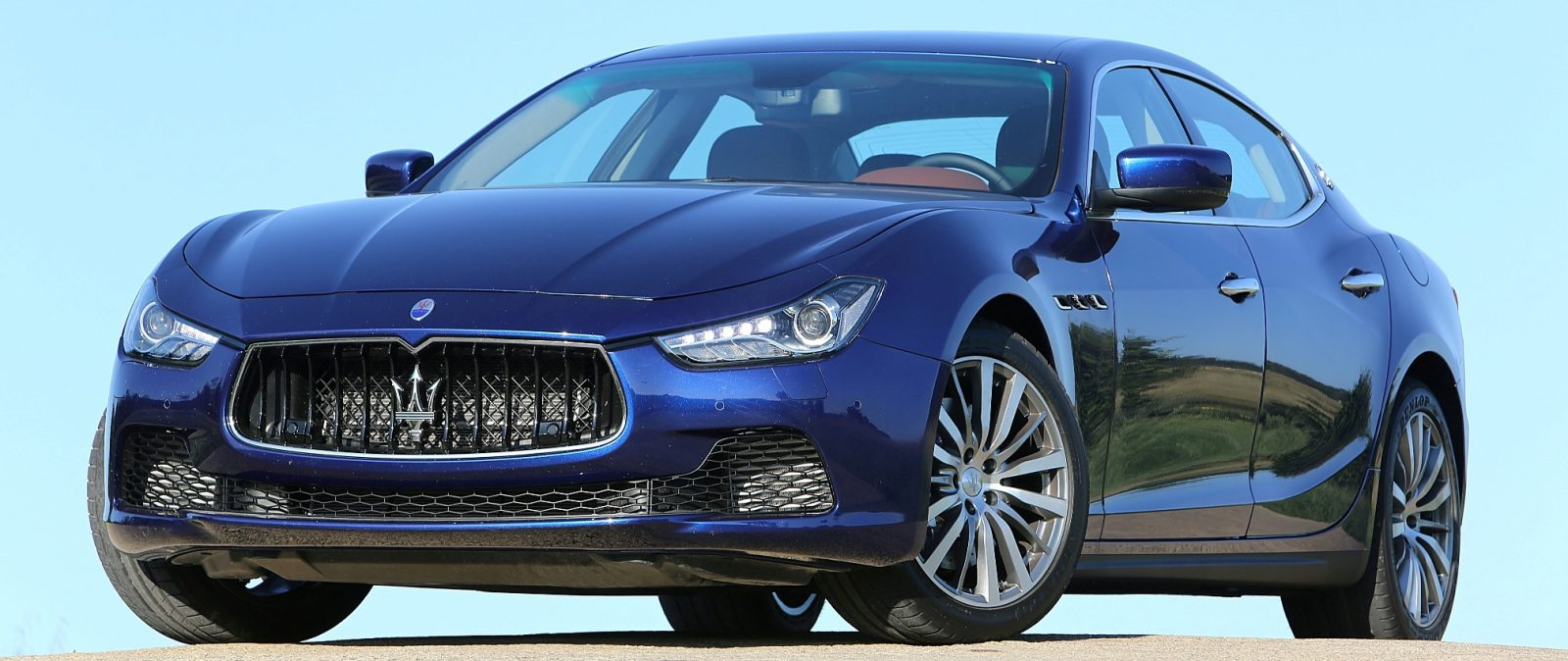 2014 Maserati Ghibli - Latest Official Photos 6