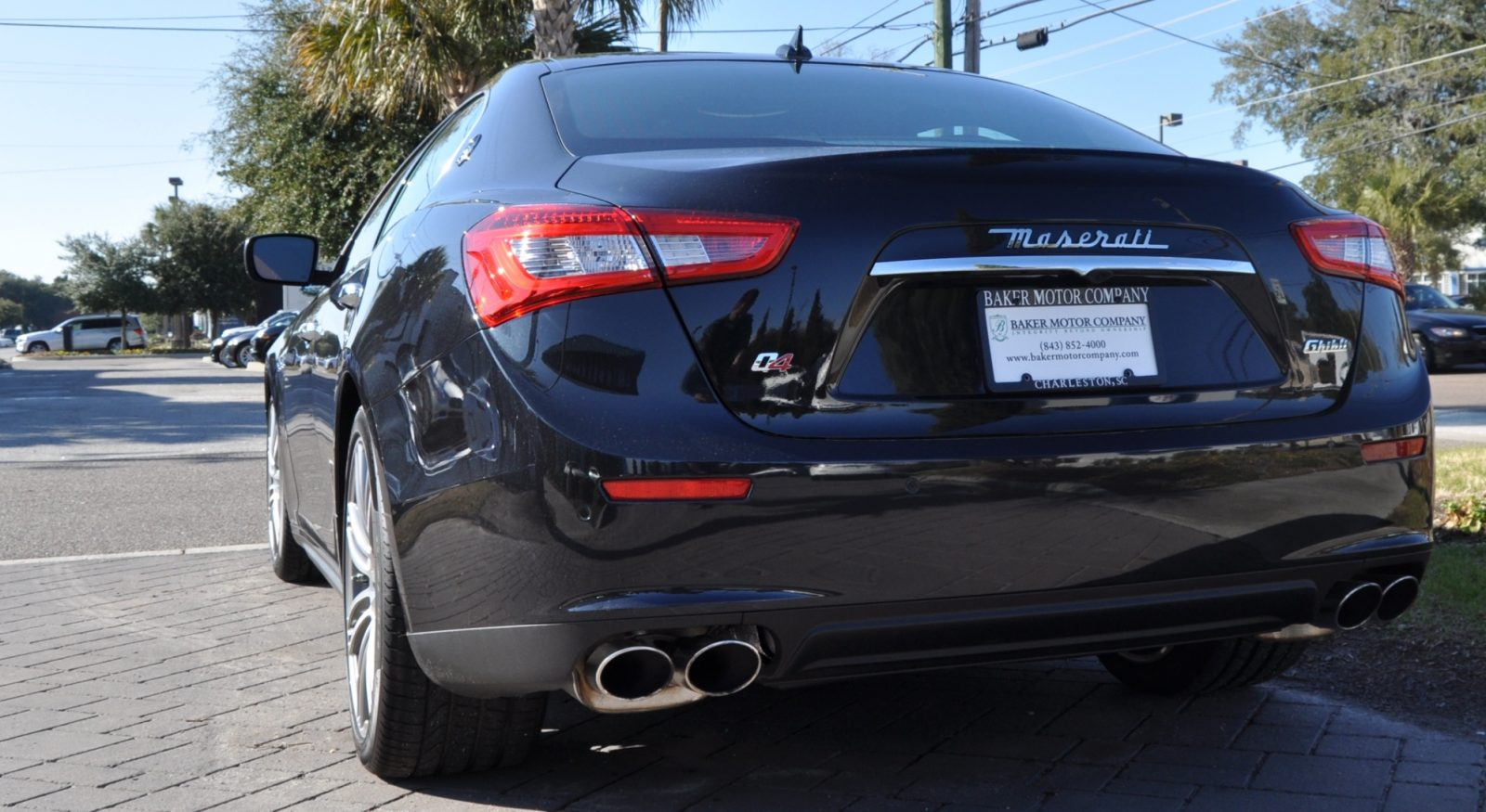 2014 Maserati Ghibli Looking, Sounding Marvelous -- 40+ All-New, High-Res Photos -- Available Now from $67k 11