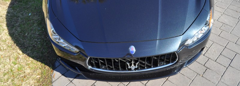 2014 Maserati Ghibli Looking, Sounding Marvelous -- 40+ All-New, High-Res Photos -- Available Now from $67k 28