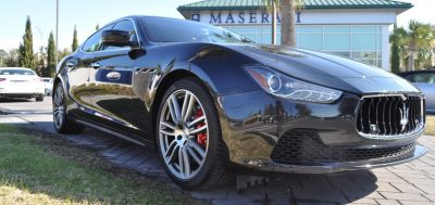 2014 Maserati Ghibli Looking, Sounding Marvelous -- 40+ All-New, High-Res Photos -- Available Now from $67k 3