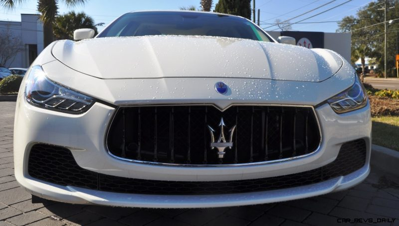 2014 Maserati Ghibli Looking, Sounding Marvelous -- 40+ All-New, High-Res Photos -- Available Now from $67k 34
