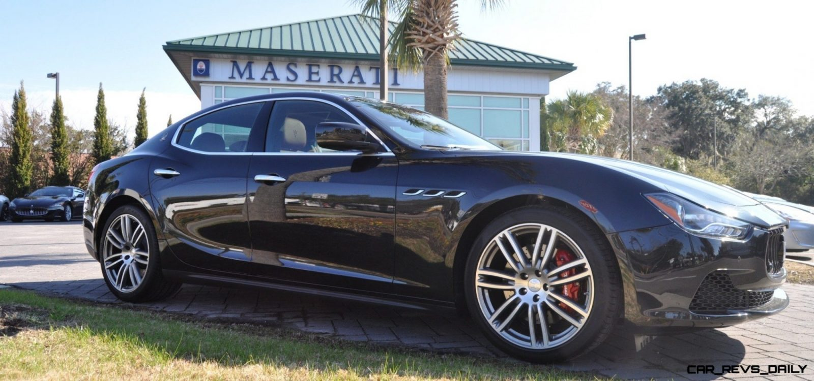 2014 Maserati Ghibli Looking, Sounding Marvelous -- 40+ All-New, High-Res Photos -- Available Now from $67k 4