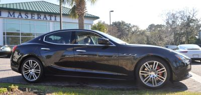 2014 Maserati Ghibli Looking, Sounding Marvelous -- 40+ All-New, High-Res Photos -- Available Now from $67k 5
