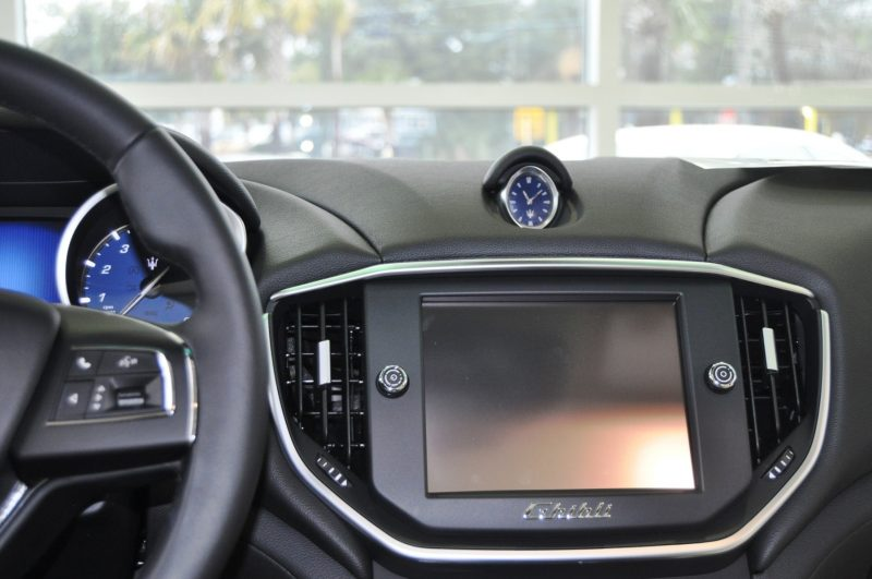2014 Maserati Ghibli Q4 -- Interior Feels Luxe and High-Quality, But Back Seat A Bit Tight 14