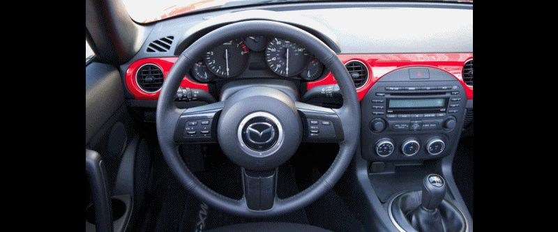 2014 Mazda MX-5 CLUB Animated 2 GIF