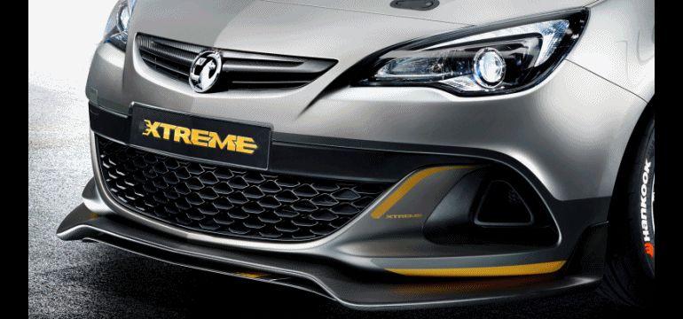 2014 Vauxhall VXR EXTREME Geneva Concept GIF