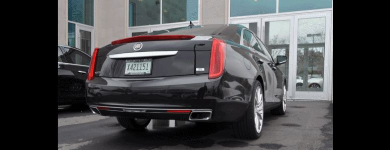2014 XTS4 Platinum at Baker Caddy in Charleston SC  GIF