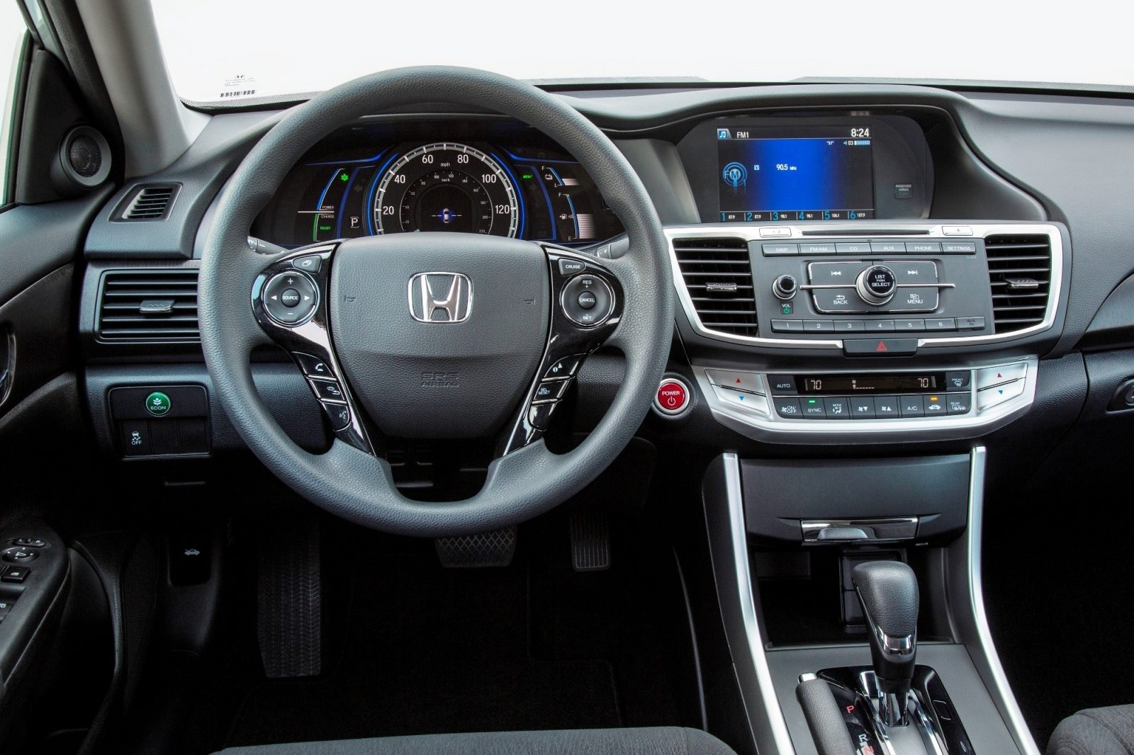 2014 Honda Accord EX-L Hybrid