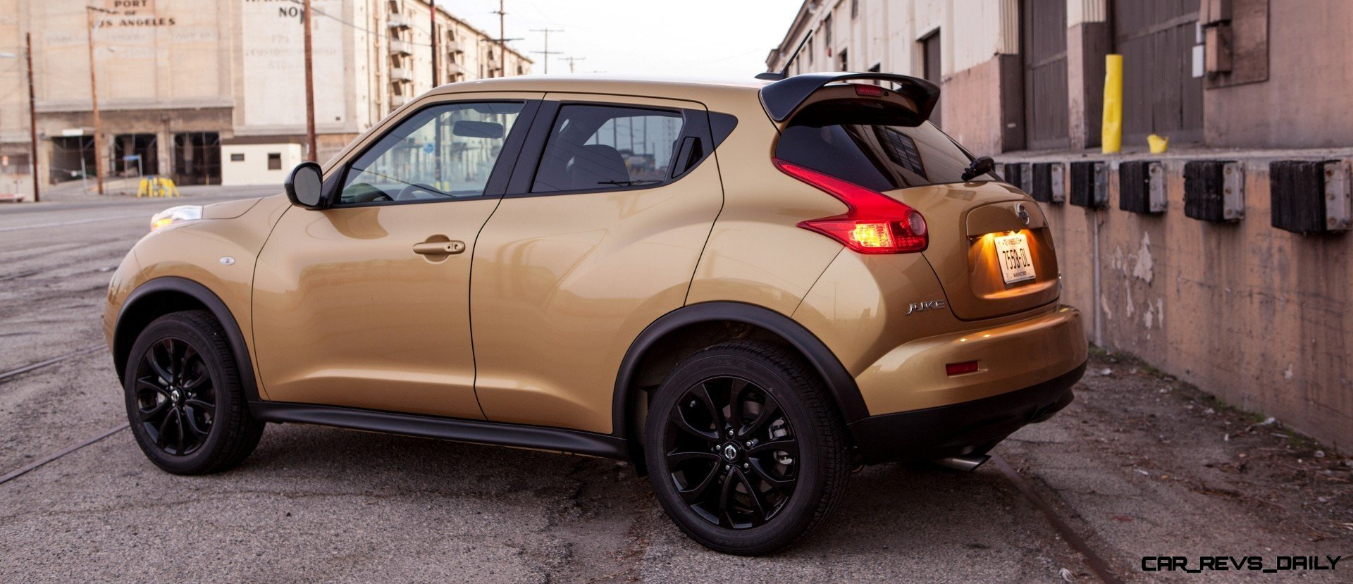 188hp Turbo Standard 2014 Nissan Juke Midnight Edition 6 Sp Manual Fwd From 19 000 Awd Auto From 21 000 Car Revs Daily Com