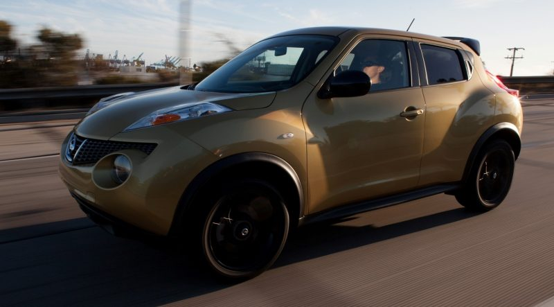188HP Turbo Standard -- 2014 Nissan JUKE Midnight Edition ...