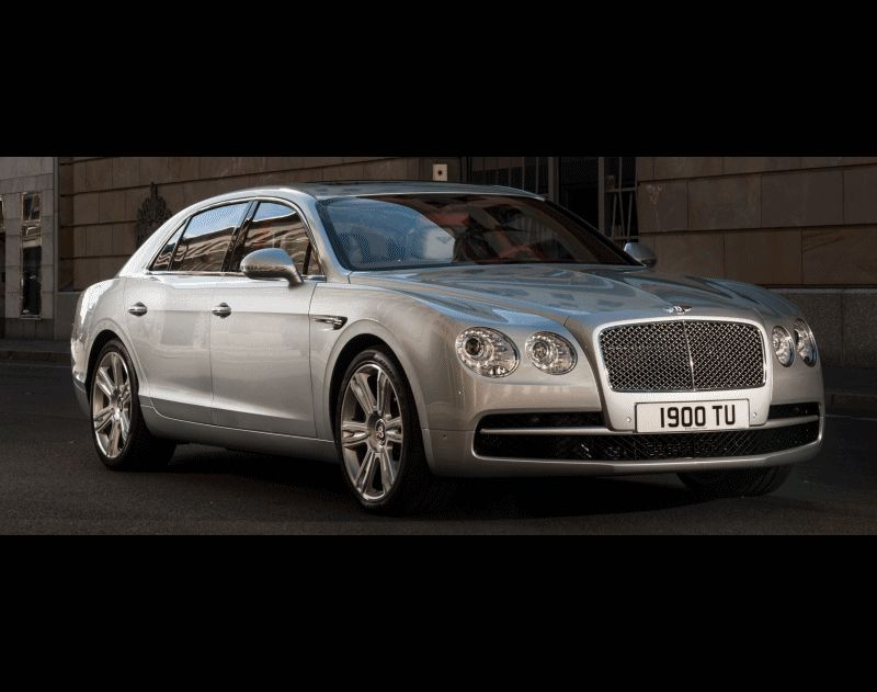 2015 Bentley Flying Spur V8 GIF