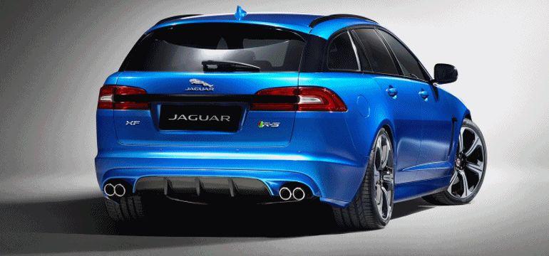 2015 Jaguar XFR-S Sportbrake GIF Studio HEADER GIF