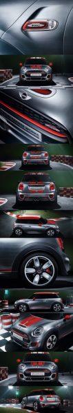 2015-MINI-Cooper-JCW-Concept-Brushed-Alloy-Paints-Hot-Bod-15-vert